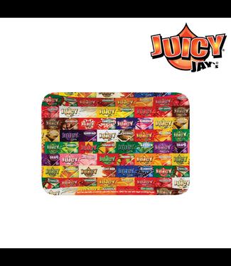 Juicy Jay's Juicy Jay's Rolling Tray Mini 18cm x 12.5cm x 2.2cm
