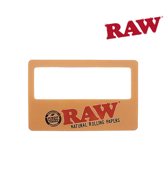 RAW RAW Magnifier Card