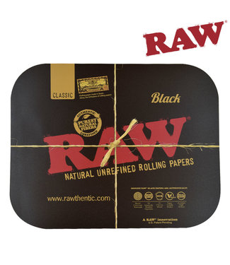 RAW RAW Black Magnetic Tray Cover