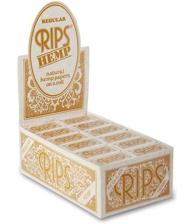 Rips Hemp Regular Rolls
