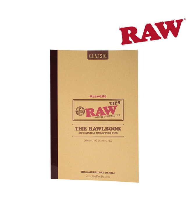 RAW RAW Tips RAWlbook (480-Tip Booklet)