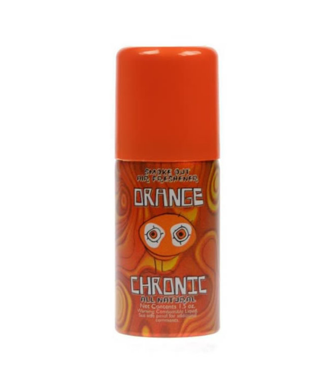 Orange Chronic Orange Chronic Smoke Out Air Freshener 1.5 oz