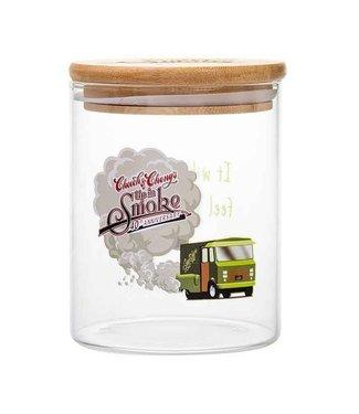 Cheech & Chong Cheech & Chong Stash Jar Big Green Van Large