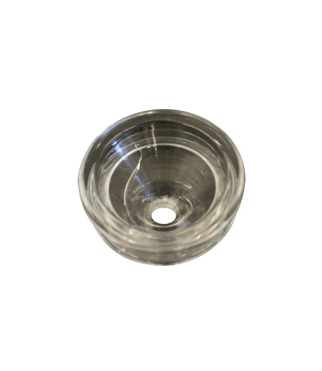 LIT Silicone LIT Silicone Glass Conical Replacement Bowl