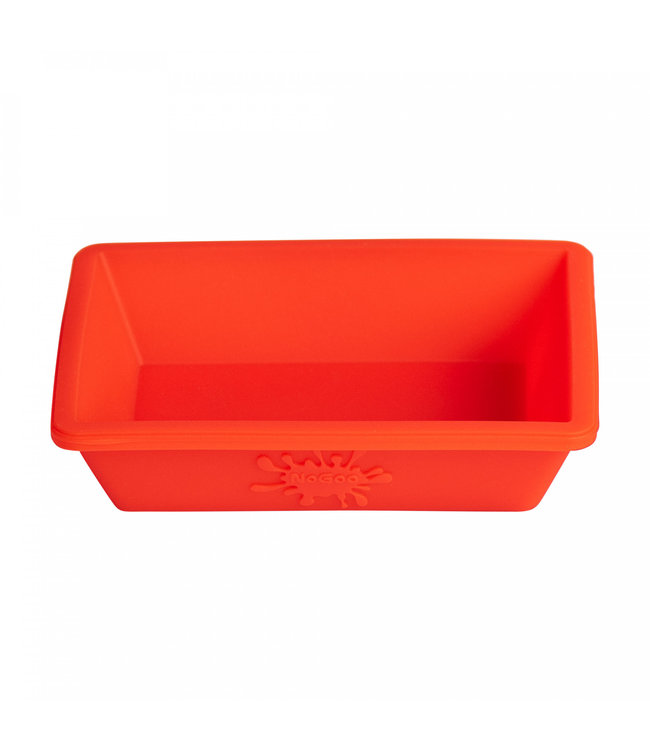 NoGoo NoGoo Nonstick Silicone Small Dish - Red