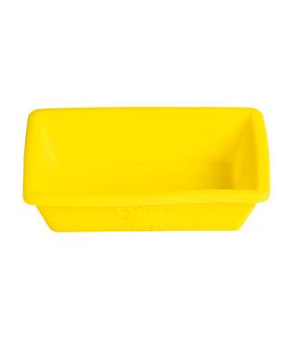 NoGoo NoGoo Nonstick Silicone Small Dish - Yellow