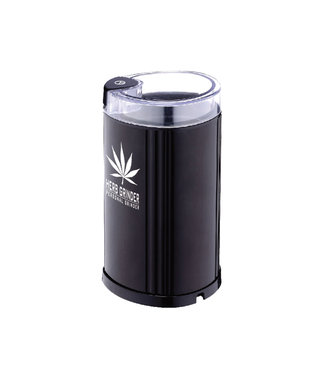 Electric Herb Grinder v2 Black