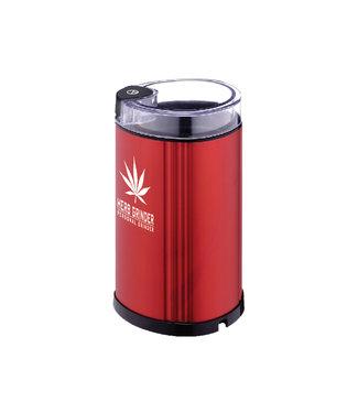 Electric Herb Grinder v2 Red