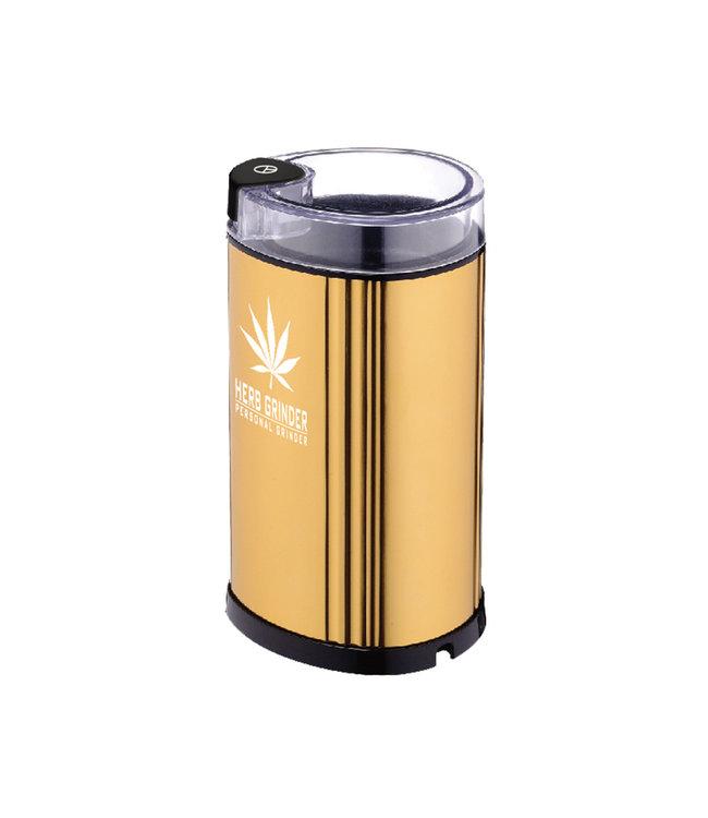 Electric Herb Grinder v2 Gold