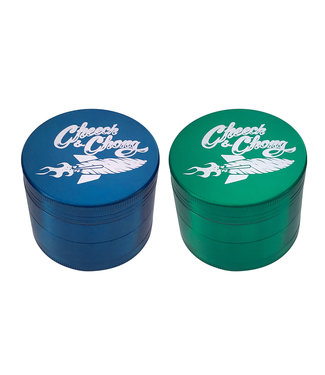 "Cheech & Chong Cheech & Chong 2.2"" 4-Piece Rocket Spiff Grinder"