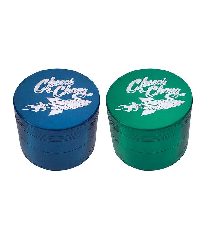 """Cheech & Chong Cheech & Chong 2.2"""" 4-Piece Rocket Spliff Grinder"""