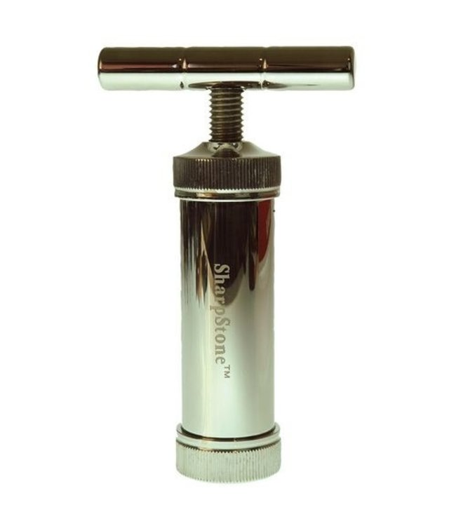 "SharpStone SharpStone Heavy Duty T-Shaped Pollen Press Mr. T 6.2"""