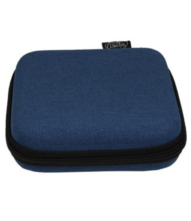 "Randy's Randy's Hemp Shield - Square 6"" x 6"" - Blue"