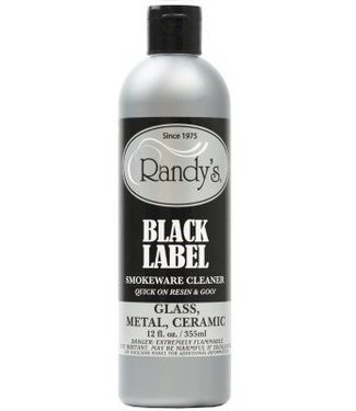 Randy's Randy's Black Label Re-usable Pipe Cleaner (12 oz.)