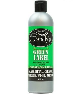 Randy's Randy's Green Label Re-usable Pipe Cleaner (12 oz.)