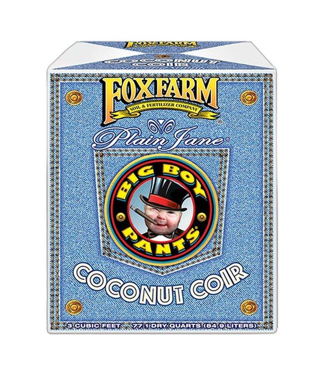 Foxfarm FoxFarm Plain Jane Big Boy Pants Coconut Coir 3.0 Cubic Ft