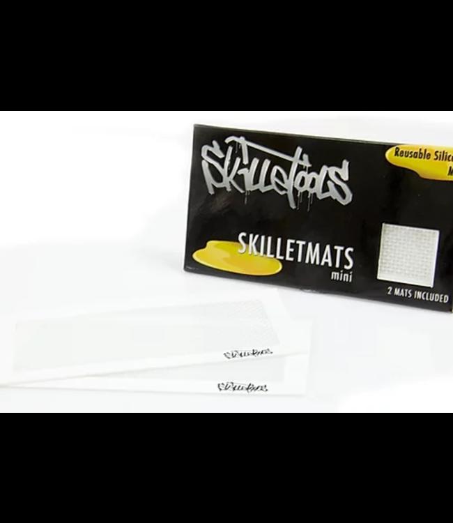 Skilletools Mini Skilletmats Silicone Mats (2-pack)