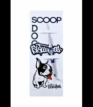 Skilletools Skilletools Dabber Stainless Steel Scoop Dogg