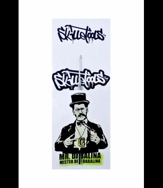 Skilletools Skilletools Dabber Stainless Steel Mr. Dabalina