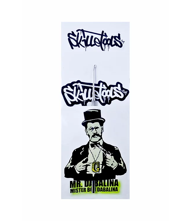 Skilletools Dabber Stainless Steel Mr. Dabalina