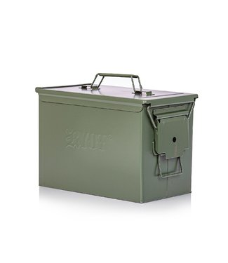 RYOT RYOT Destroyer Large Ammo Can Water Pipe Case Olive