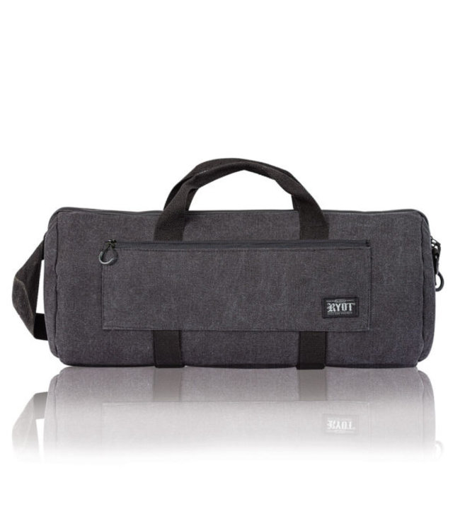 "RYOT RYOT ProDuffle 20"" Carbon Series w/ SmellSafe & Lockable Technology - 20"" - Black"