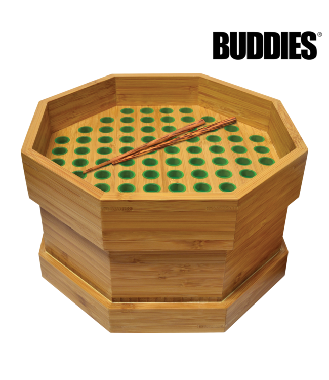 Buddies Buddies Bump Box Wooden Cone Filler King Size