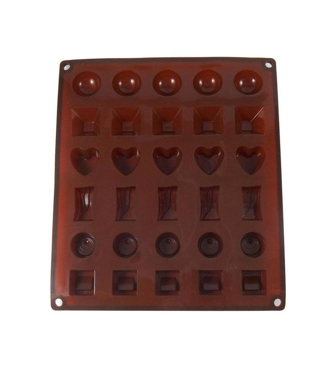 Dope Molds Dope Molds Silicone Gummy Mold Classic Chocolates