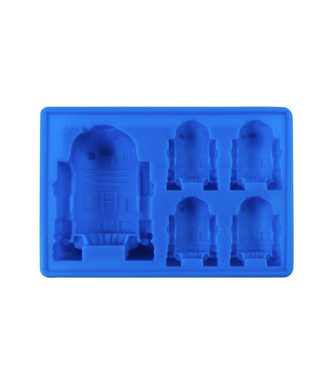 Dope Molds Dope Molds Silicone Gummy Mold R2D2 Blue