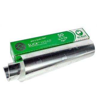 """Oil Slick Oil Slick Wrap 12"""" x 50"""" Foil + Parchment"""