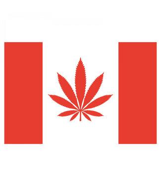 """My Dab Mat My Dab Mat - Canada Leaf 11"""" x 8.5"""" Silicone"""