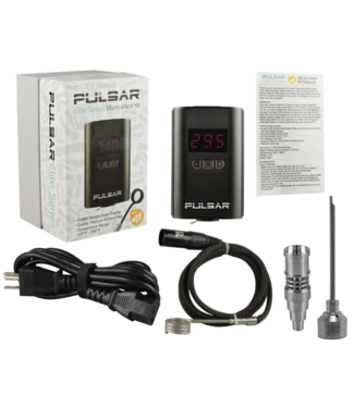 Pulsar Pulsar Elite Series Micro eNail / E-nail Kit