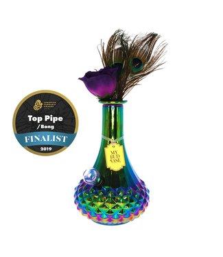 My Bud Vase My Bud Vase Aurora Water Pipe