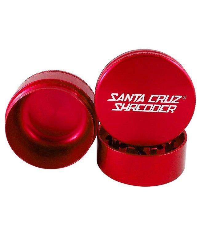 "Santa Cruz Shredder Santa Cruz Shredder 2.2"" 3-Piece Grinder"