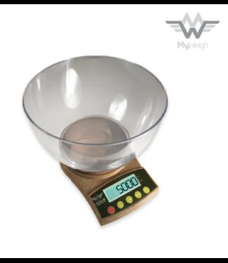 MyWeigh MyWeigh i5000H Hemp Scale - 5000g x 1