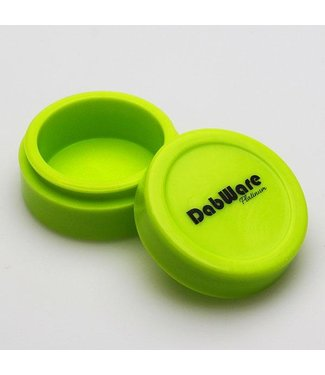 DabWare DabWare Platinum XL 22ml Silicone Container