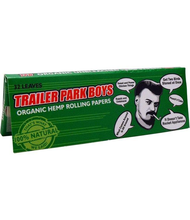 Trailer Park Boys Trailer Park Boys 1 1/4 Organic Hemp Papers