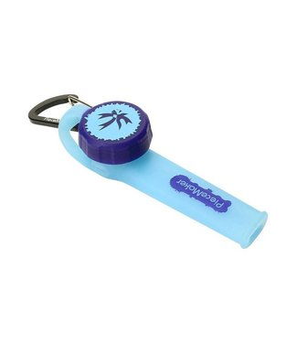PieceMaker PieceMaker Karma Go! Silicone Pipe - Blue