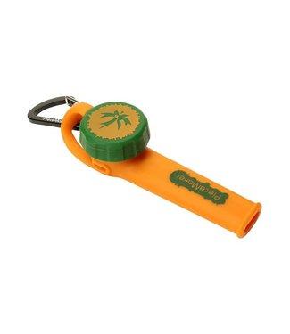 PieceMaker PieceMaker Karma Go! Silicone Pipe - Orange