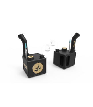 PieceMaker PieceMaker Silicone Square Rig, Kube - DMP Black