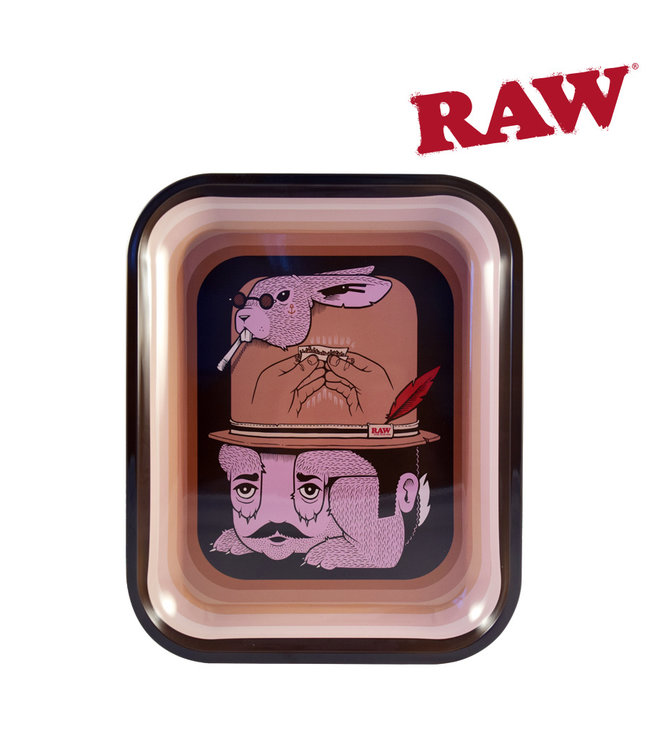 RAW RAW Jeremy Fish Rolling Tray Large 35.5cm x 27.5cm