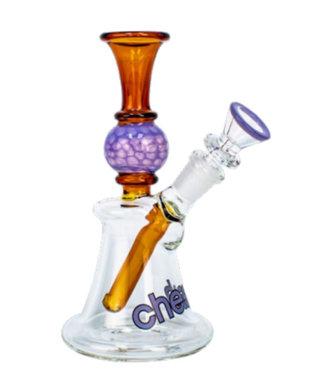 """Cheech Glass Cheech Glass 7"""" Beaker"""