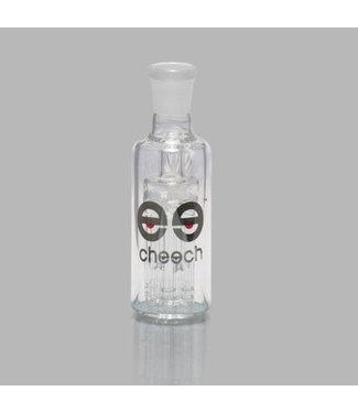 Cheech Glass Cheech Glass 19mm  45° 6 Arm Tree Perc Ash Catcher Clear