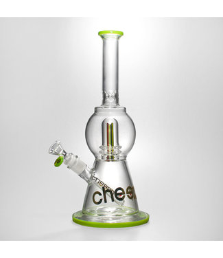 "Cheech Glass Cheech Glass 14"" Milkshake & Cone Water Pipe 14mm"