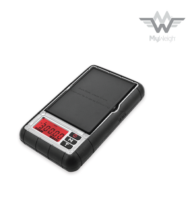 MyWeigh MyWeigh Durascale D2-300 Scale - 500g x 0.1