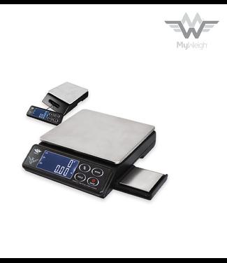 MyWeigh MyWeigh Maestro Dual Tray Scale (8kg x 1g and 200g x 0.1g)