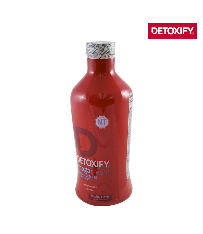 Detoxify Detoxify Mega Clean No Time (NT) 32oz - Tropical