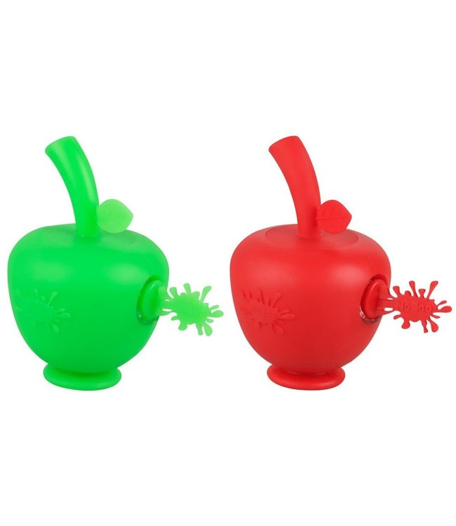 NoGoo NoGoo Silicone Apple Bubbler