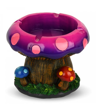 Mushroom Stash Box Ashtray
