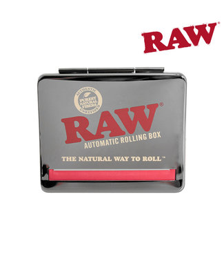 RAW RAW Auto Box 110mm Chrome Black